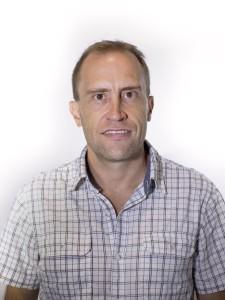 Steve Kamper Staff Portrait